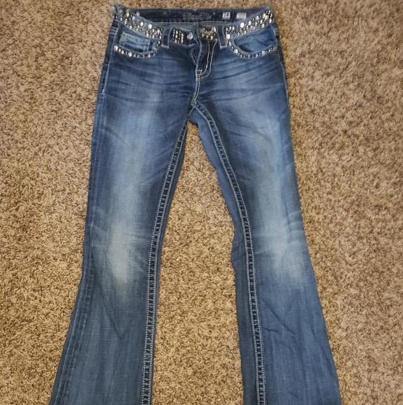Miss Me Denim - Miss me Jean's size 28 boot